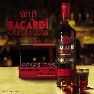 Bacardi_FuegoFace prize image