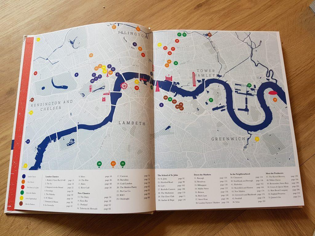 London: The Cookbook - Review 47