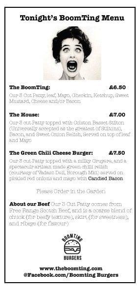 BoomTing Burgers Review 19