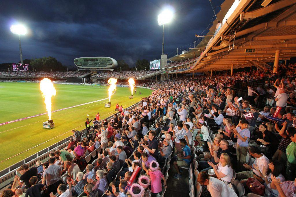 Middlesex vs Surrey T20 Blast, Lord's Cricket Ground, 13th July 2017 27
