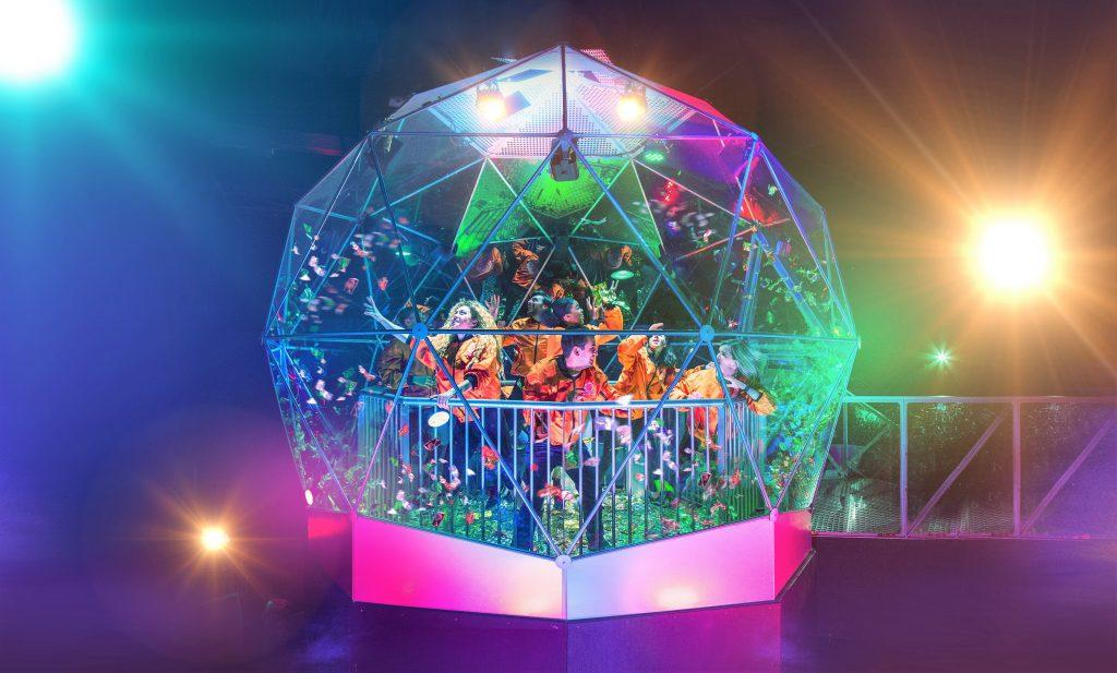 The Crystal Maze Dome