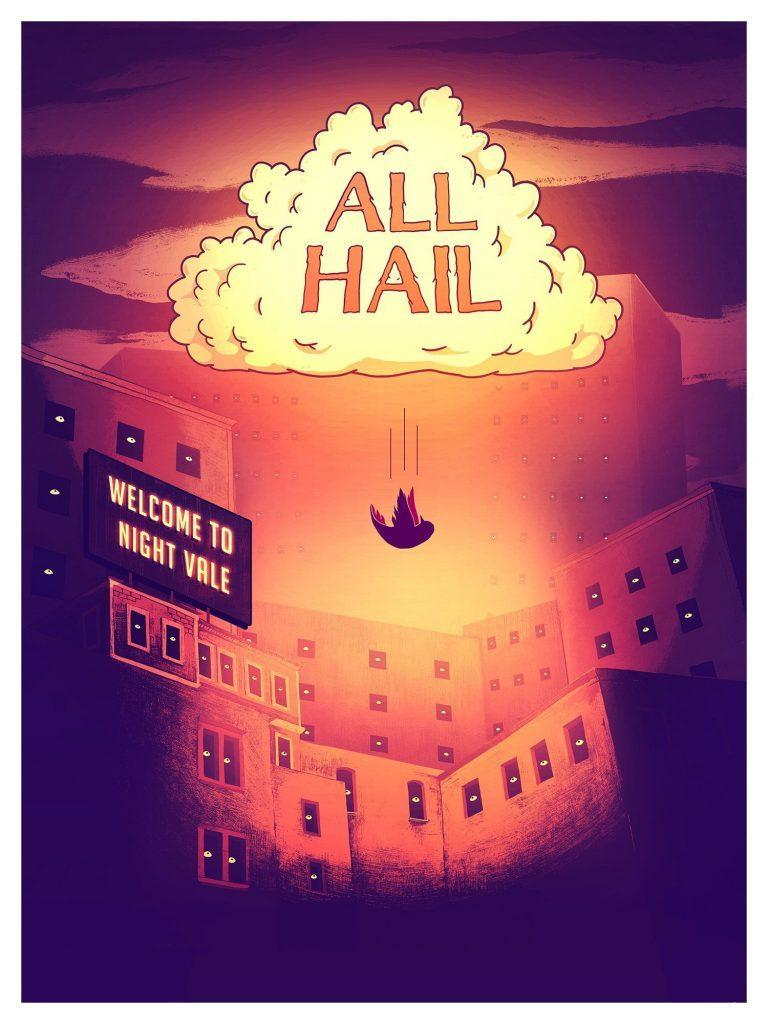 Welcome To Night Vale preview - London 1st October 23
