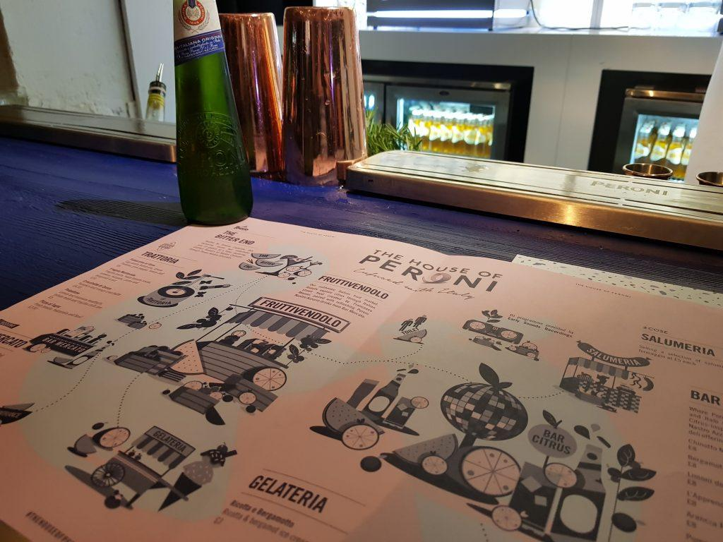 The House of Peroni Popup Review - Go before it's gone!! 35