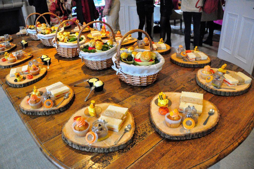 TheSilly Old BearAfternoonTea @ The Pelham Review 43