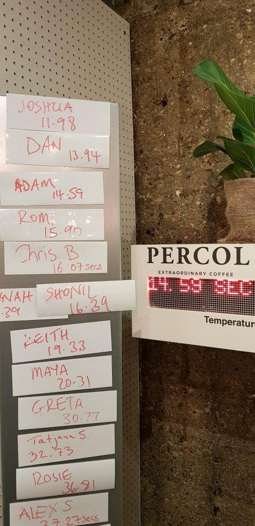 PercolCoffee brings 'The World's Most Sustainable Coffee Shop Pop-up' to Shoreditch 47