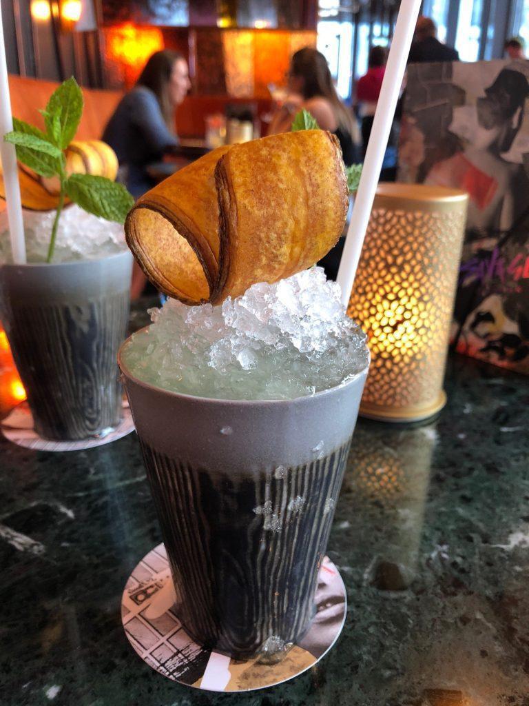 Savage Garden cocktail
