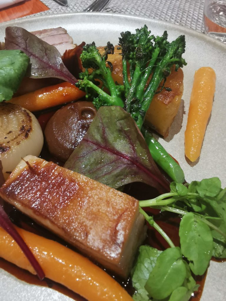 Sunborn Lands' End Restaurant Review - Fine food and an even better view 31