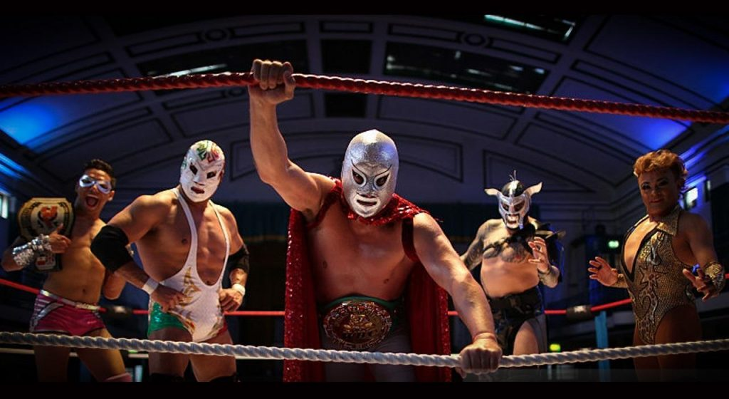 The Greatest Show of Lucha Libre - Preview 31