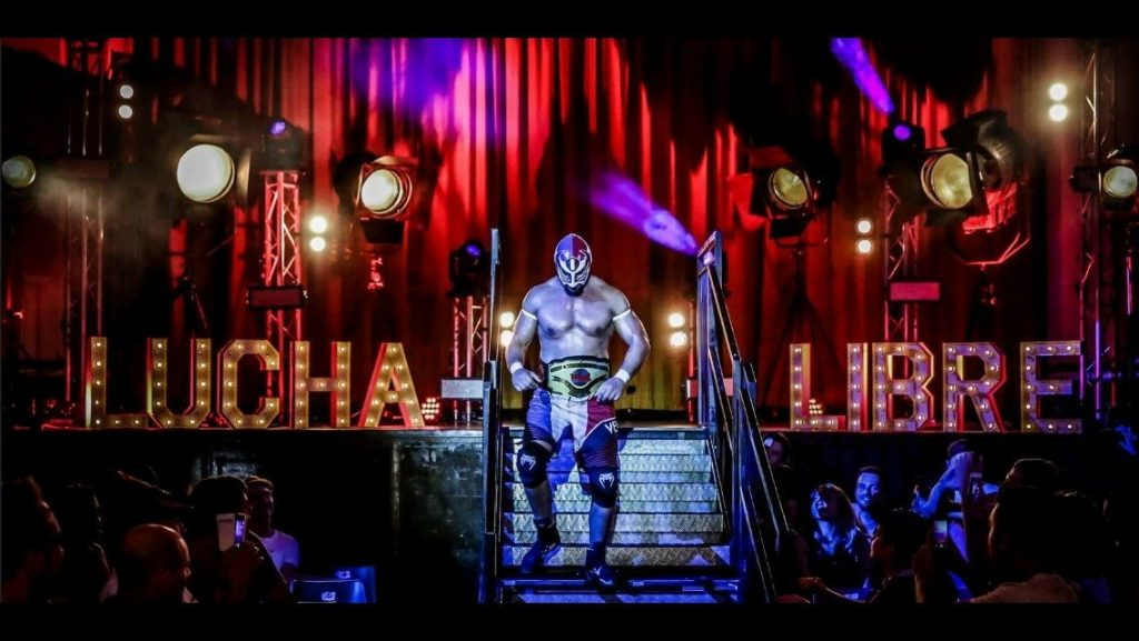 The Greatest Show of Lucha Libre - Preview 35