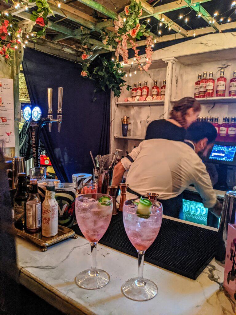 The Rose Bar